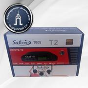 Цифровой эфирный тюнер Satcom T505 T2 Full HD (2 USB)