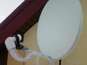 Спутниковая антенна цена Березань